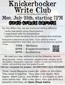Write Club 2011-07-25