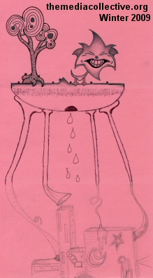 themediacollective.org:  Exquisite Corpse created on January 8th, 2010