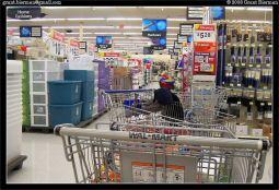 Wal-Mart Death by Trampling (Consumerism)