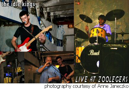 the Idle Kings Live at Zoolegers